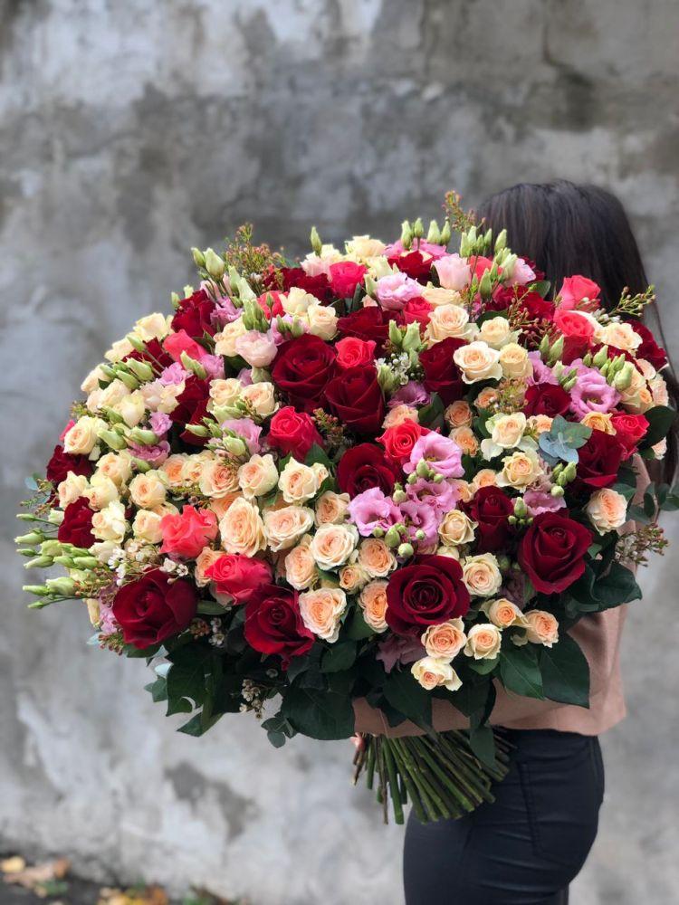 Ziedu pušķis SWEET MEMORY