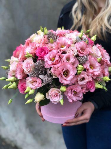 Ziedu kaste PINK PIANO