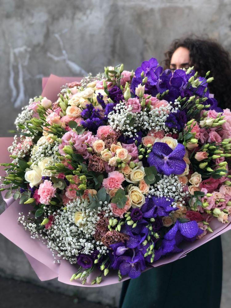 Ziedu pušķis MAGIC BLUE