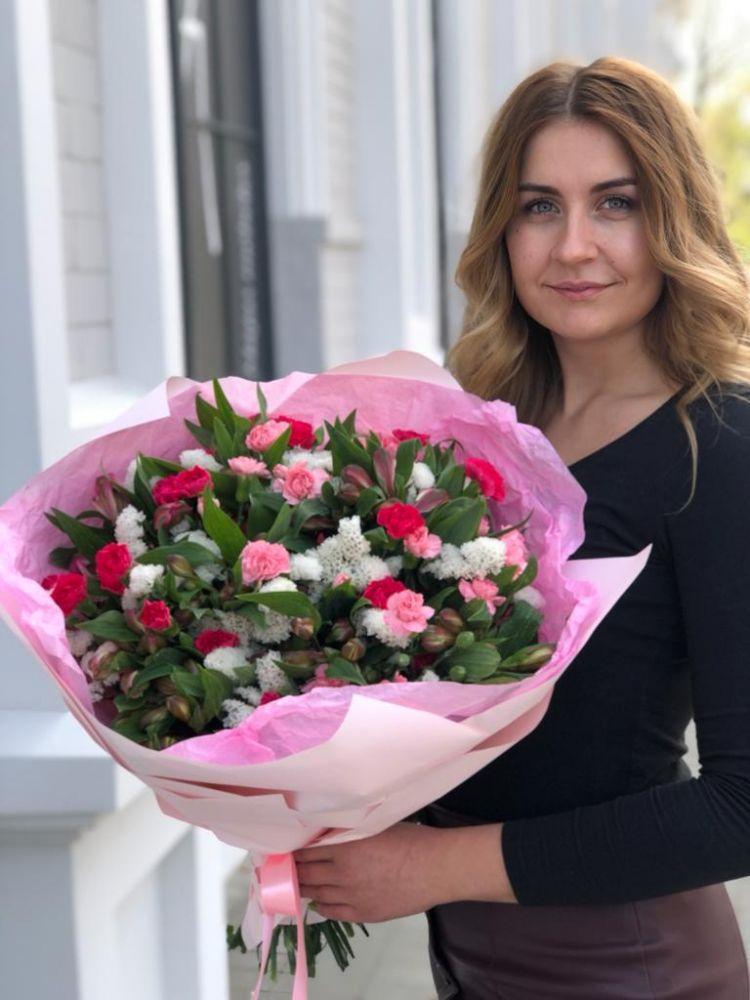 Ziedu pušķis SWEET SUCCESS