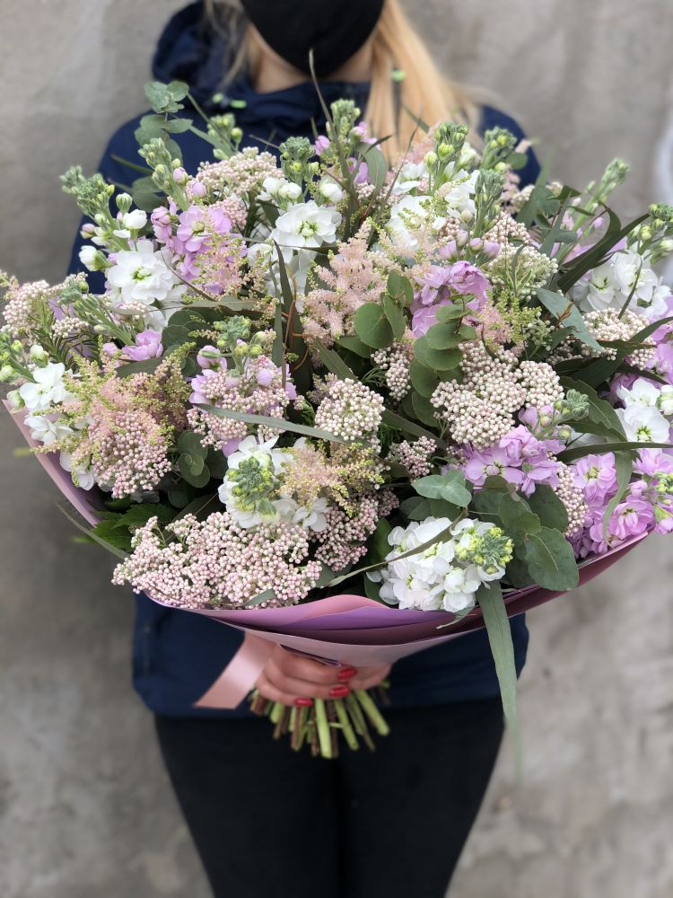 Ziedu pušķis MATHILDA-PINK