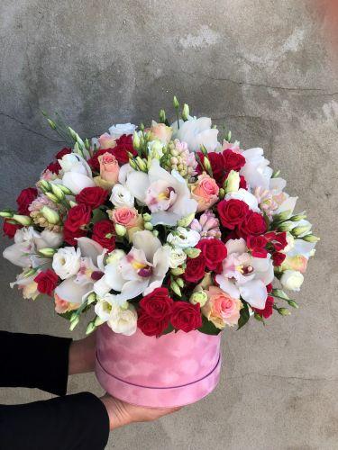 Цветочная коробка PATRICIA