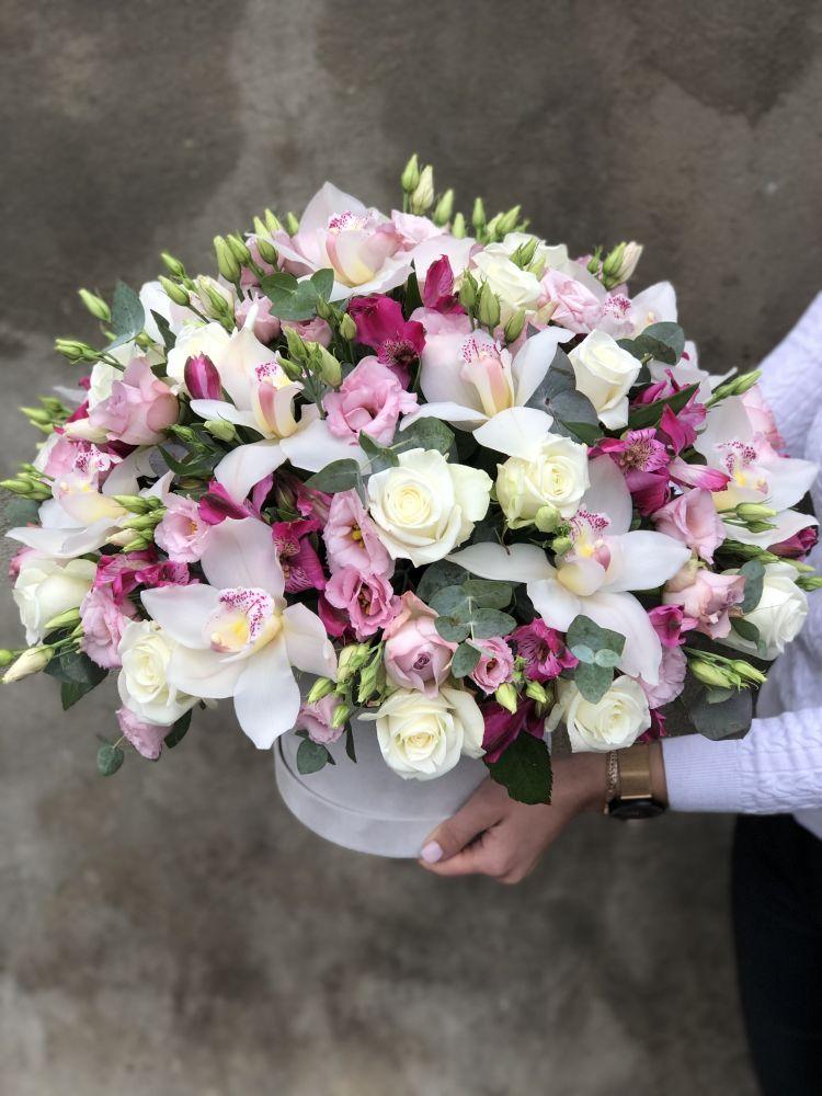 Ziedu kaste MARSHMELLO