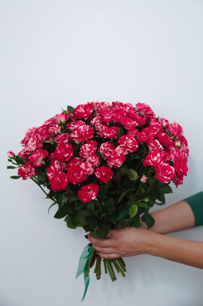 Rožu pušķis FIREWORKS