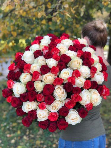 Букет из роз MIRANDA