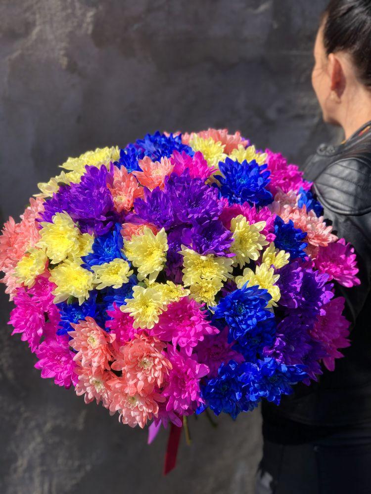 Ziedu pušķis HAPPY DAY