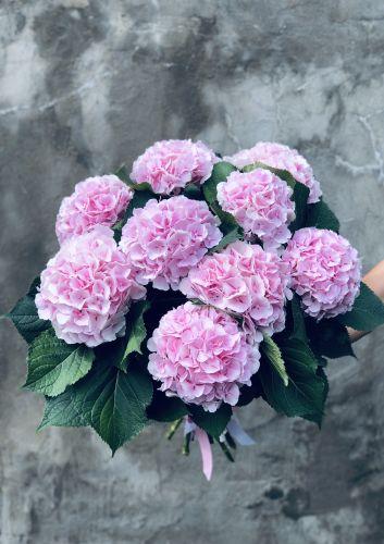 Ziedu pušķis VERENA PINK