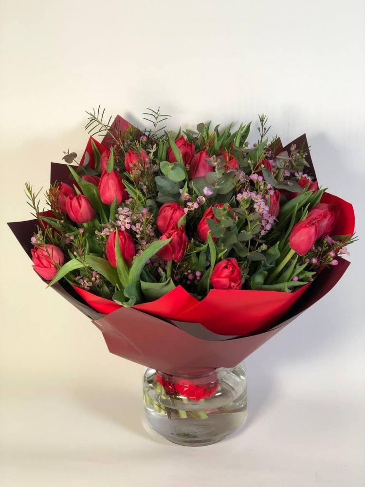 Букет из роз Tulpes Columbus