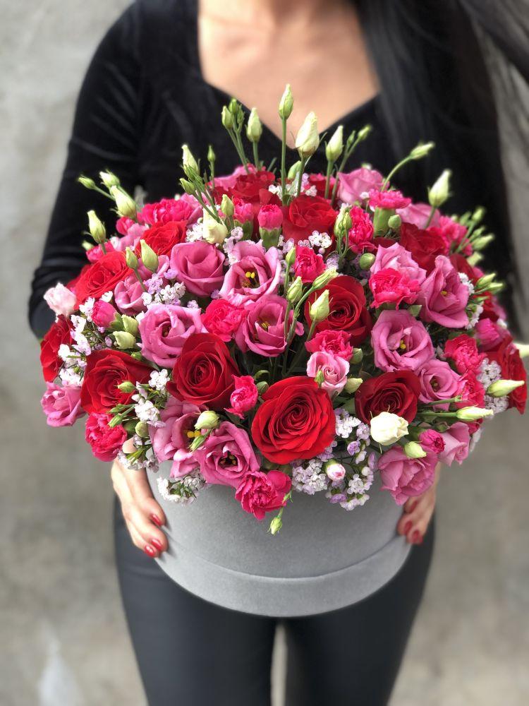 Цветочная коробка FANTASIA
