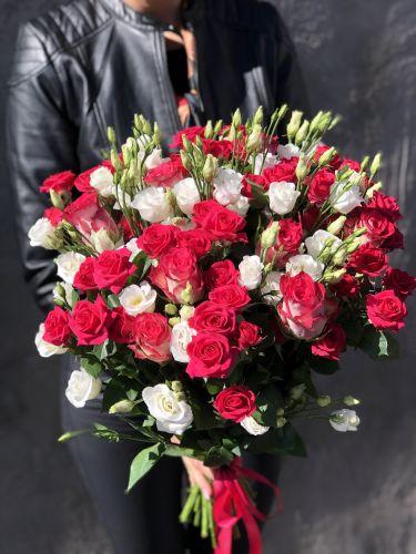 Ziedu pušķis PINK SOFIA
