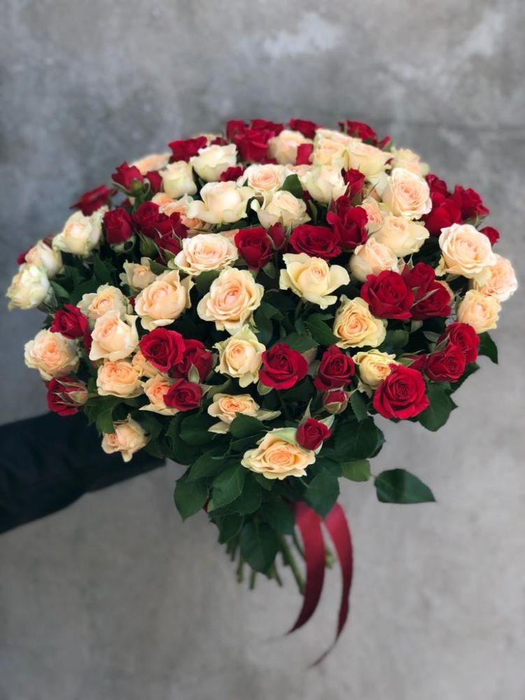 Rožu pušķis RADIANCE
