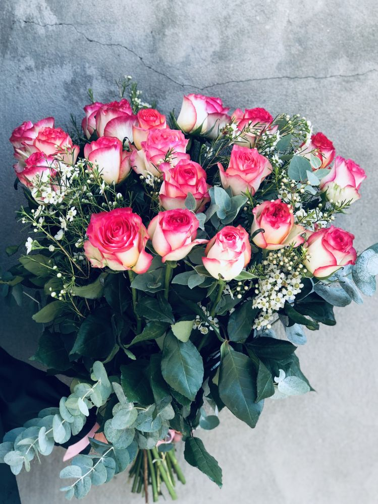 Rožu pušķis  PRETTY ROSE