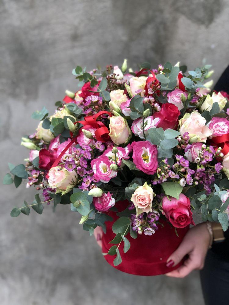 Цветочная коробка NICOLLETA