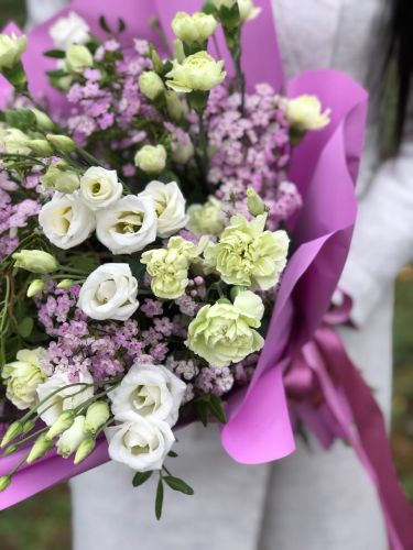 Ziedu pušķis LAVANDER