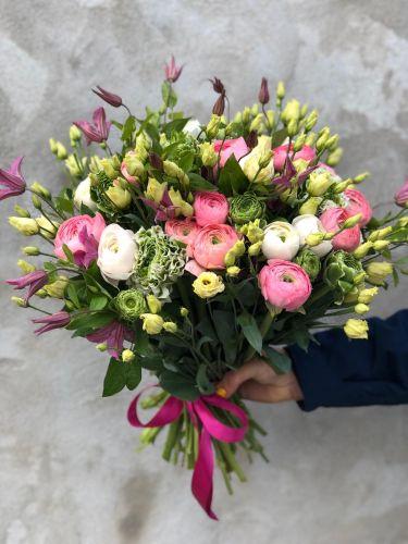 Ziedu pušķis PLAYFUL GARDEN