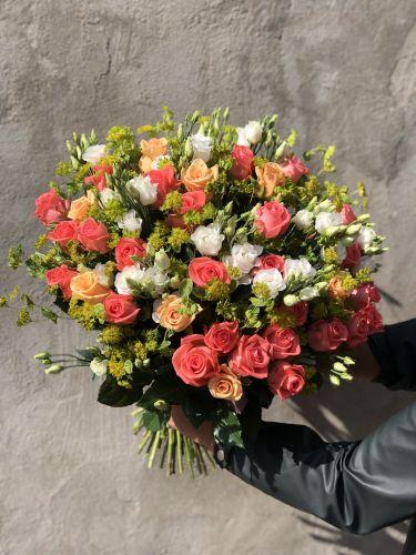 Ziedu pušķis WOW
