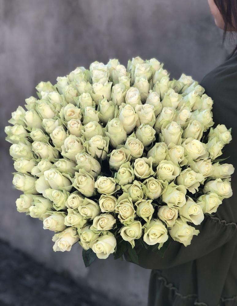 Букет из роз ATHENA