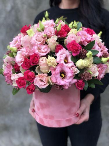 Ziedu kaste LADY PINK