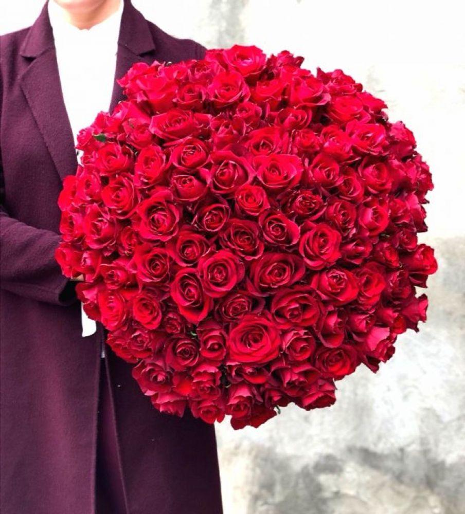 Rožu pušķis TRUE LOVE