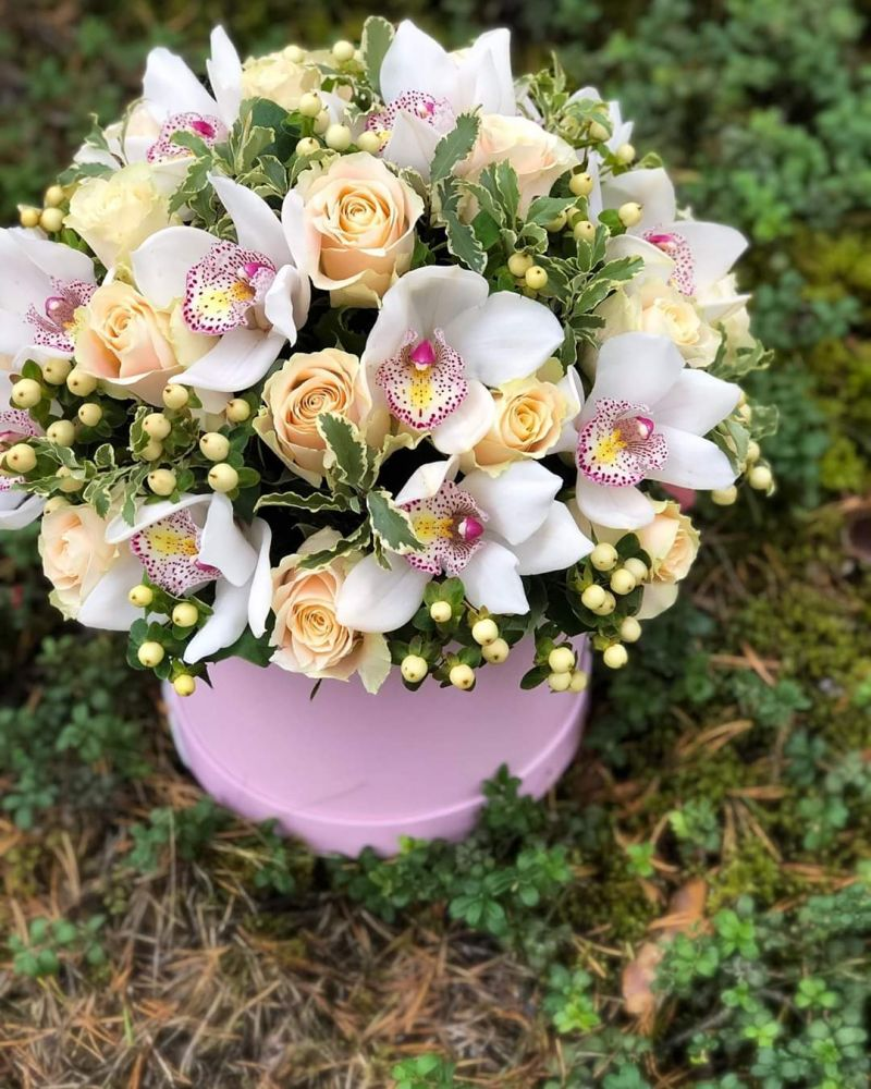 Ziedu kaste CHARMANT
