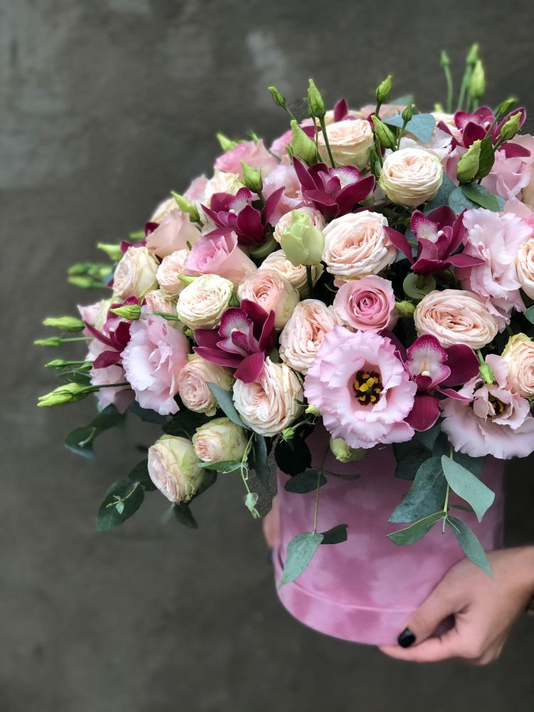 Ziedu kaste CAMELLIA