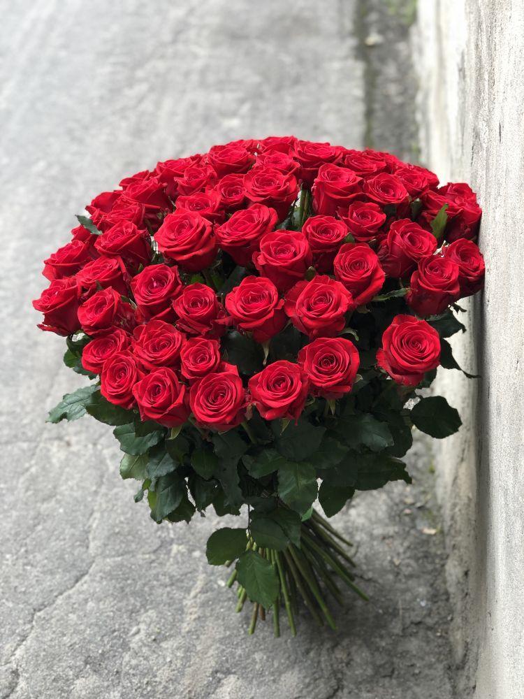 Букет из роз RED EAGLE