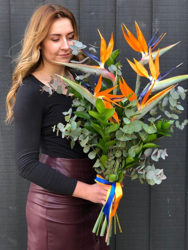 Ziedu pušķis TROPICAL BREEZE