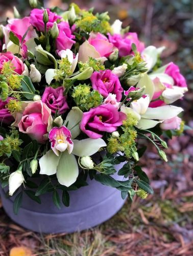 Цветочная коробка GREENWAY