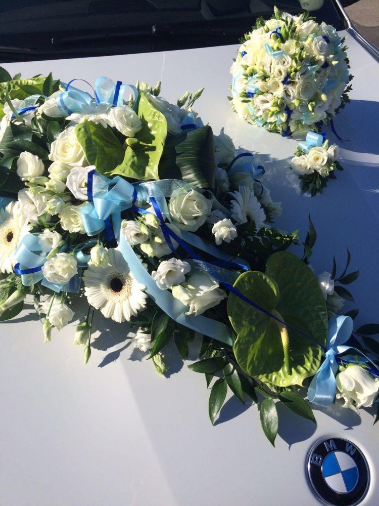 WEDDING SET BABY BLUE