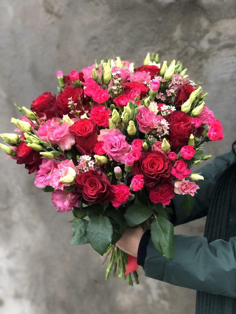 Ziedu pušķis MONTE CARLO