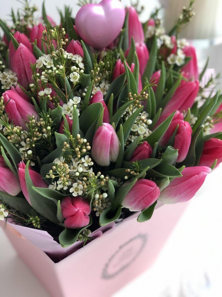 Ziedu kaste LOVE GARDEN
